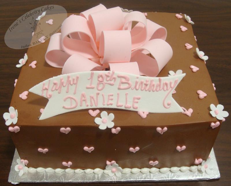 Celebrity Baby Birthday Cakes